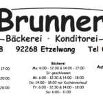 Bäckerei Brunner Etzelwang Logo